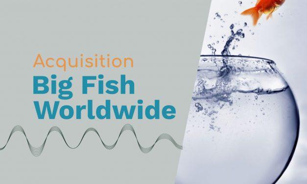 Music Radio Creative Acquires Big Fish Worldwide