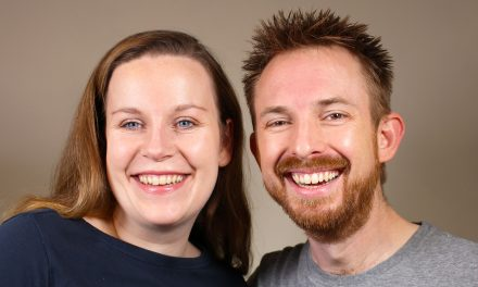 Behind the Scenes at MRC: Mike and Izabela Russell