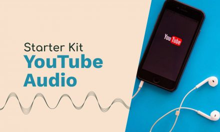 YouTube Audio Starter Kit