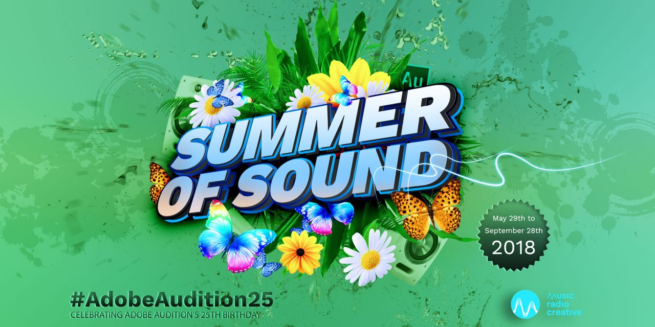 The Summer of Sound Starts Here!