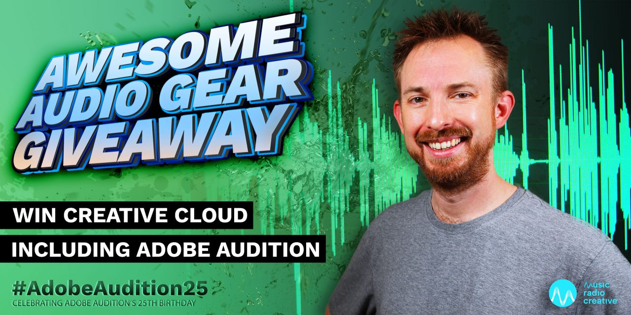 Win Creative Cloud including Adobe Audition
