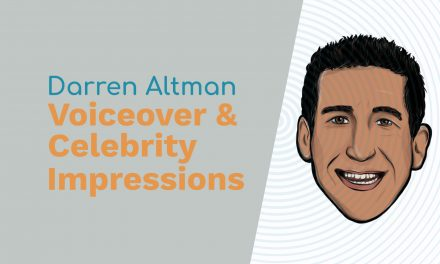 Darren Altman: Voiceover, Celebrity Impressions and Capital FM London Memories