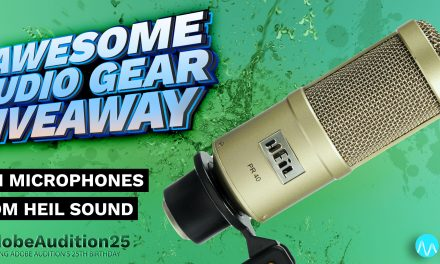 Win Microphones from Heil Sound