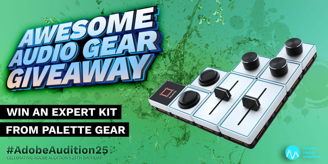 Win an Expert Kit from Palette Gear