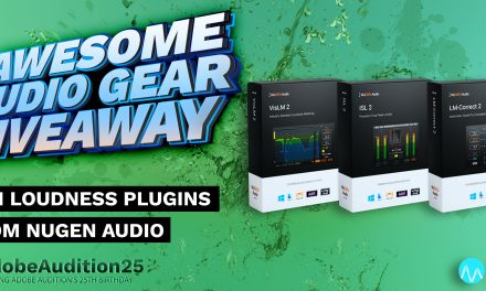 Win Loudness Plugins from NUGEN Audio
