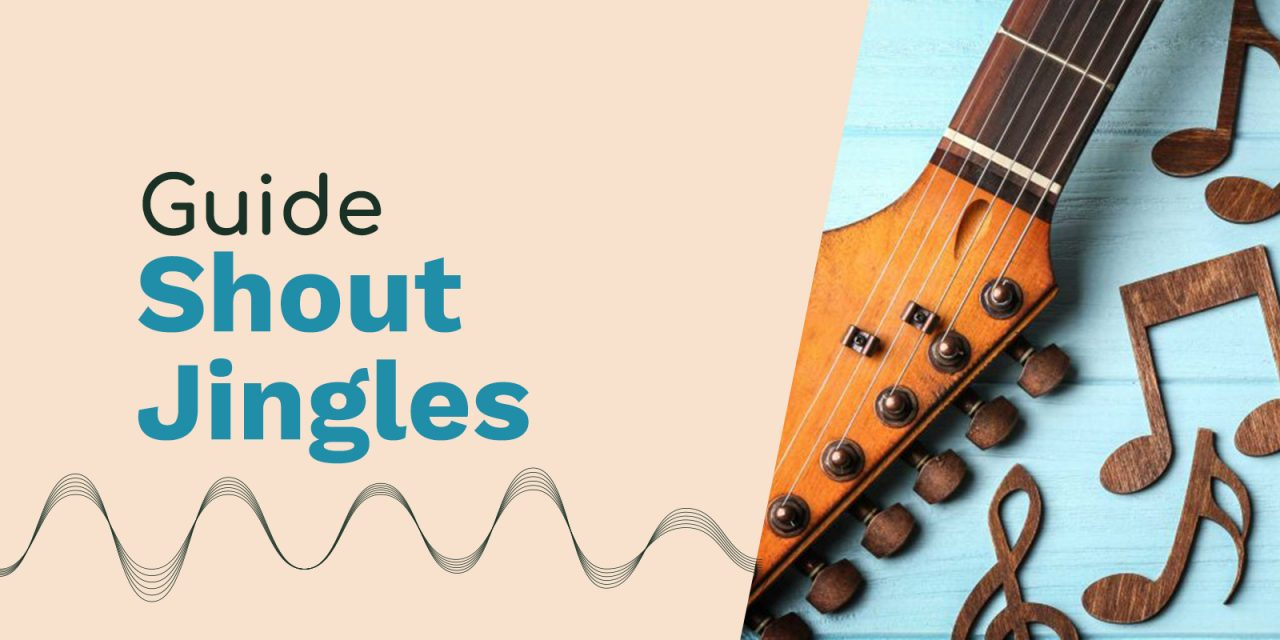 Shout Jingles (Shouts) from Music Radio Creative