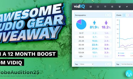 Win a Boost Account from vidIQ and Grow YouTube