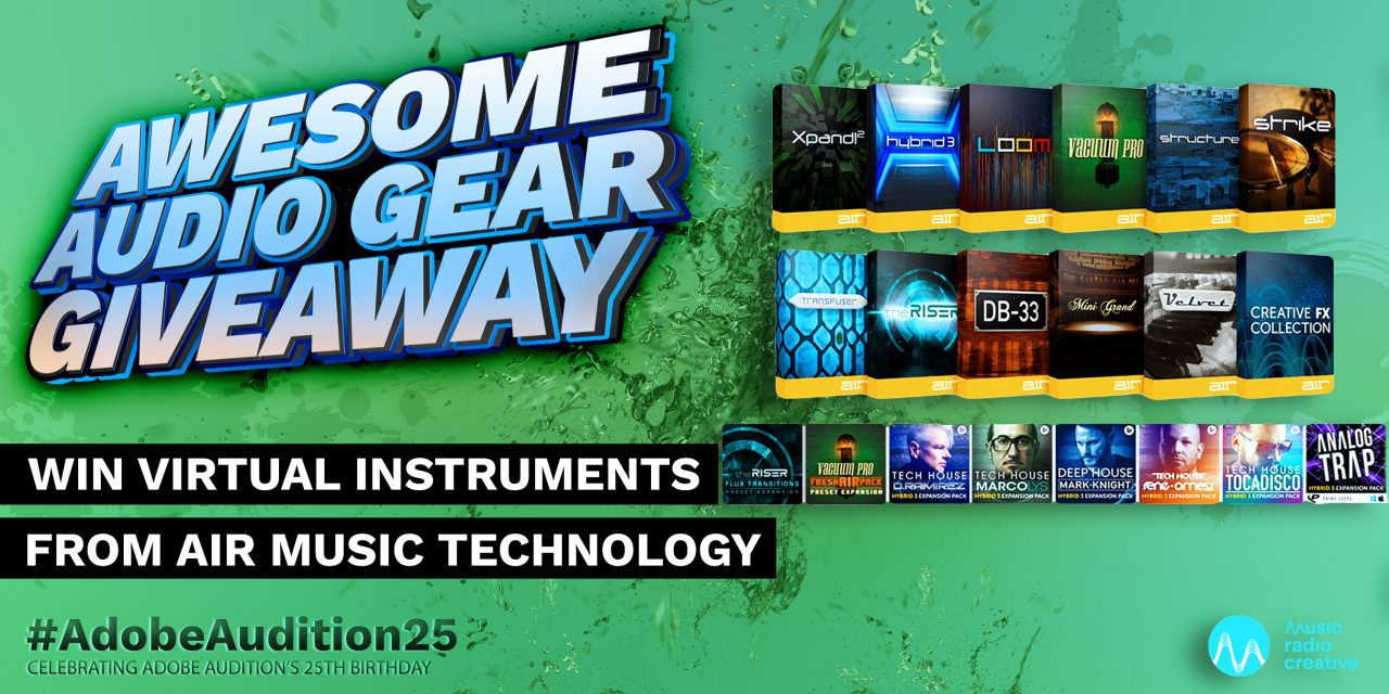 Win Virtual Instruments from AIR Music Technology