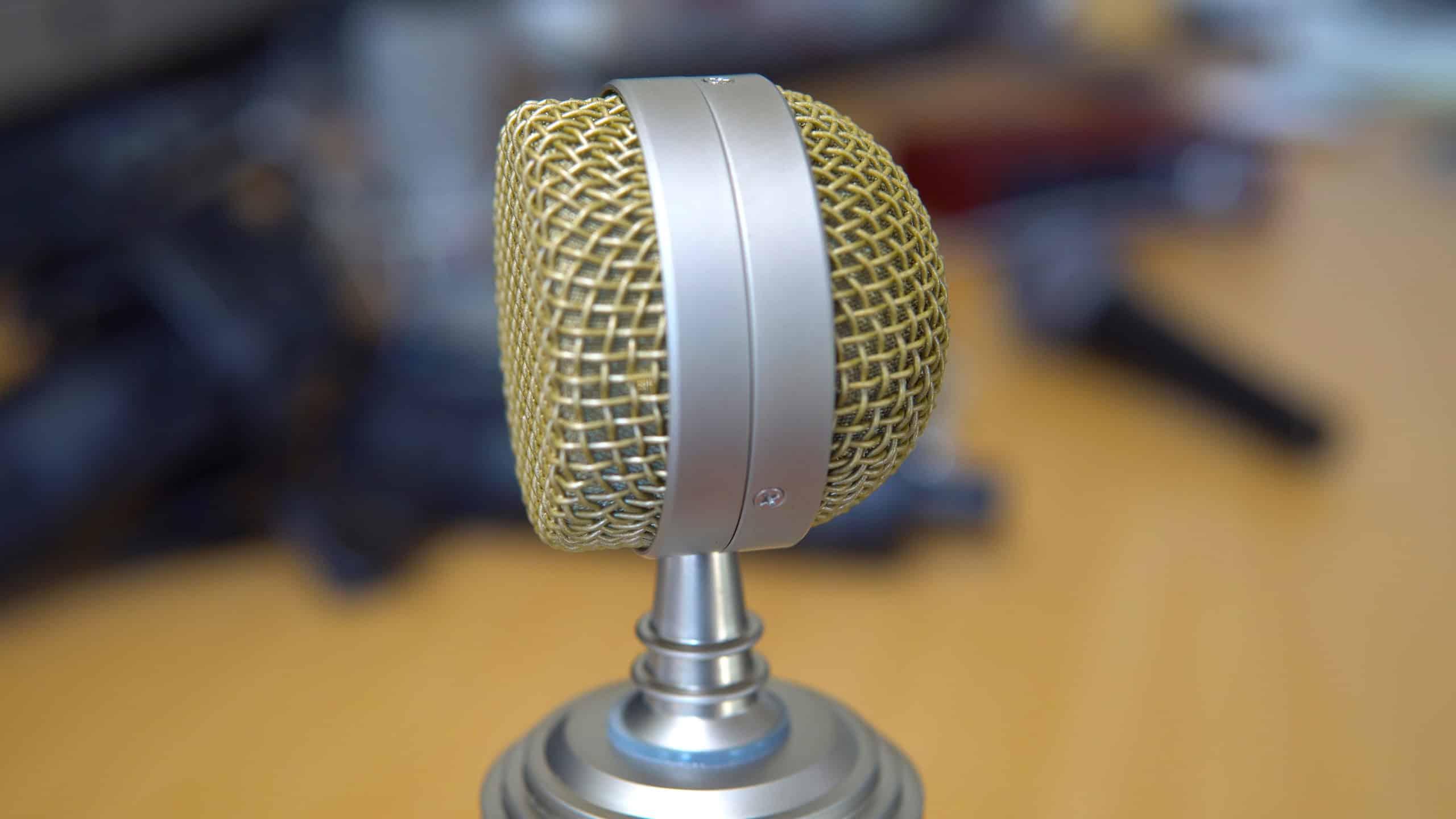 Blue Bluebird SL Microphone