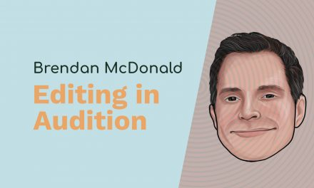 Brendan McDonald: WTF Podcast, Editing in Audition and Interviewing Obama