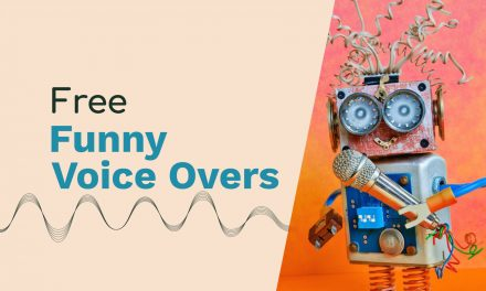 Week 7 Summer of Sound Specials – FREE Funny Voice Overs Download + 50% Off Custom Character Voices