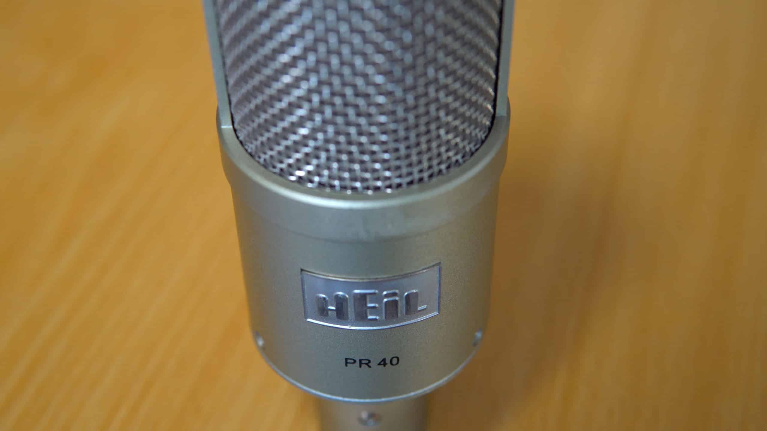 Heil PR 40 Microphone
