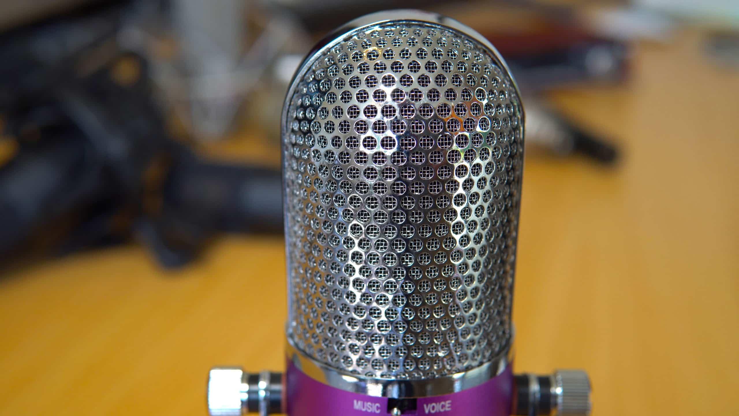 Heil PR 77D Retro Microphone