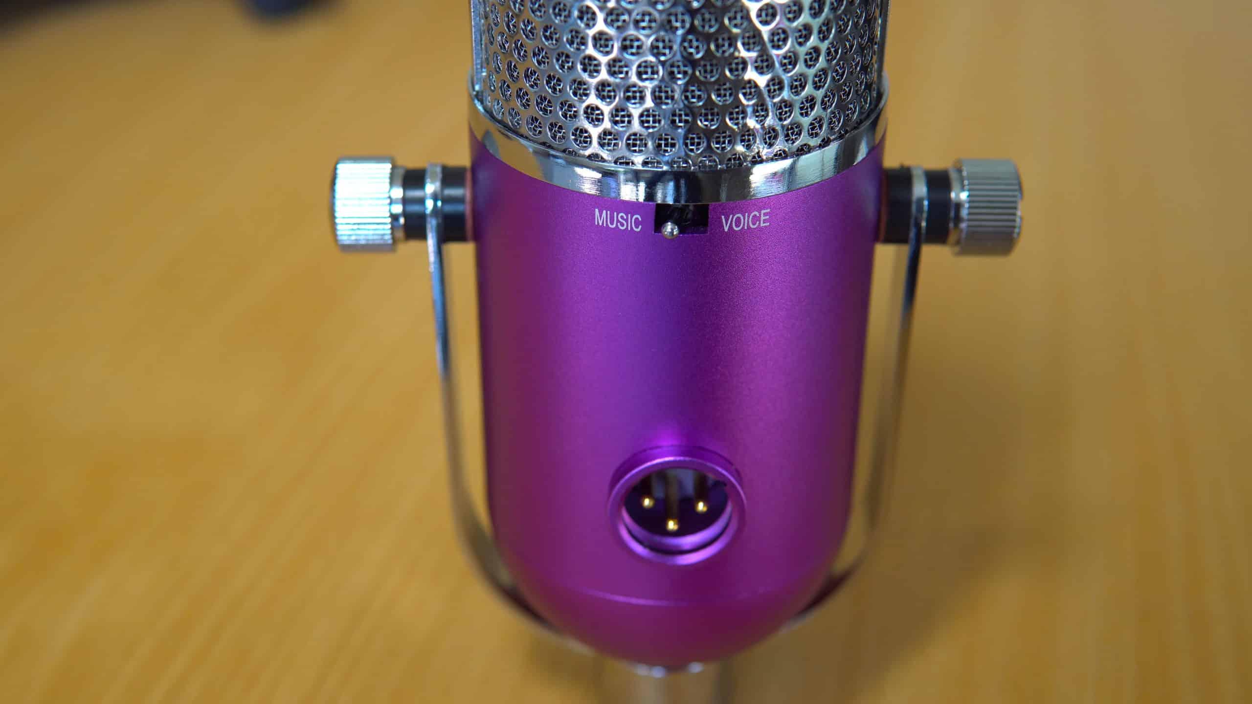 Heil PR 77D Vintage Microphone
