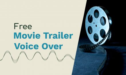 Week 5 Summer of Sound Specials – Free Voice Drops from a Movie Trailer Voice