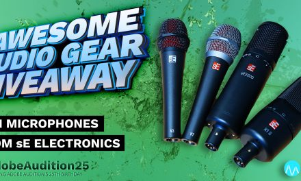 Win Microphones from sE Electronics