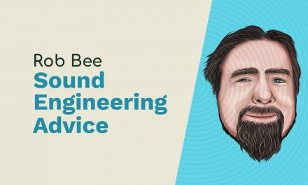 Rob Bee: How to Setup a Voiceover Studio, Sound Engineering Advice and Bee Productive