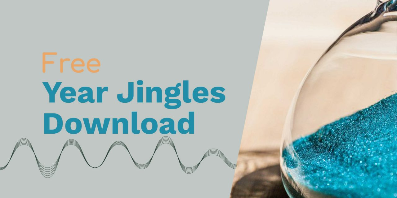 Week 8 Summer of Sound Specials – FREE Year Jingles Download + 50% Off Instant Downloads