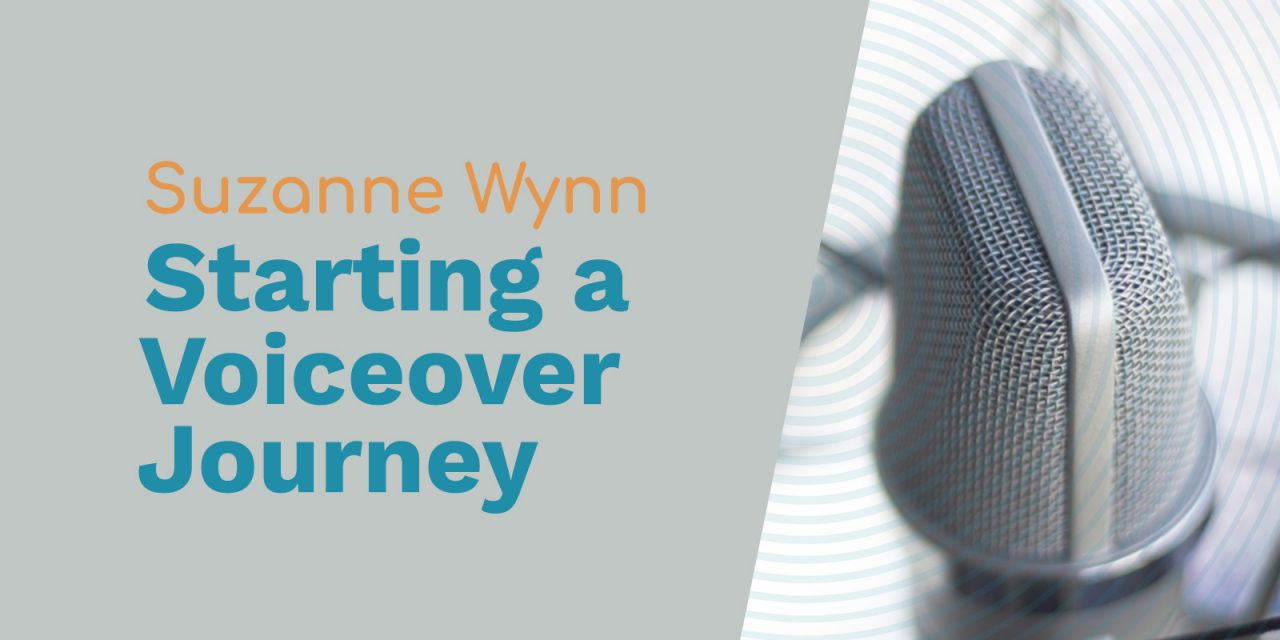 Suzanne Wynn: Discovering Radio, Being a Female Audio Producer, and Starting a VO Journey
