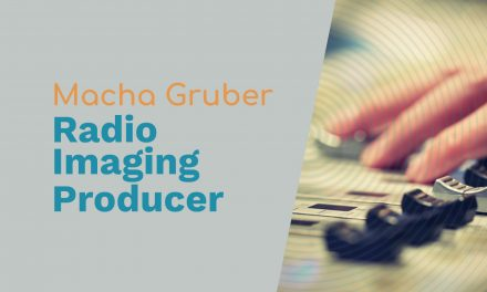 Macha Gruber: Professional Demo Producer, Voiceover Talent, and Radio Imaging Producer