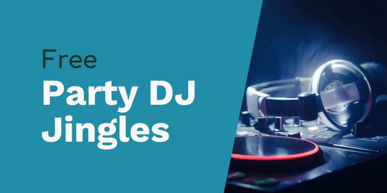 Free Party DJ Jingles