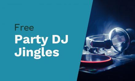 Free Party DJ Jingles