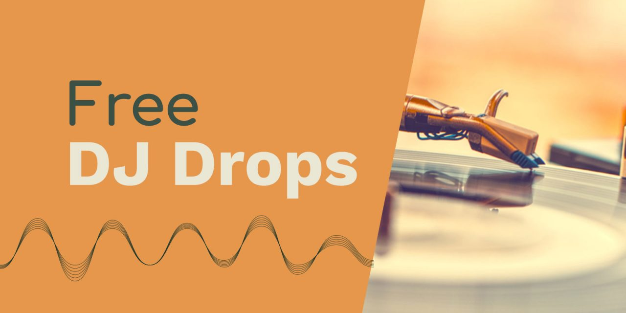 Free DJ Drops – For DJs Spinning Records