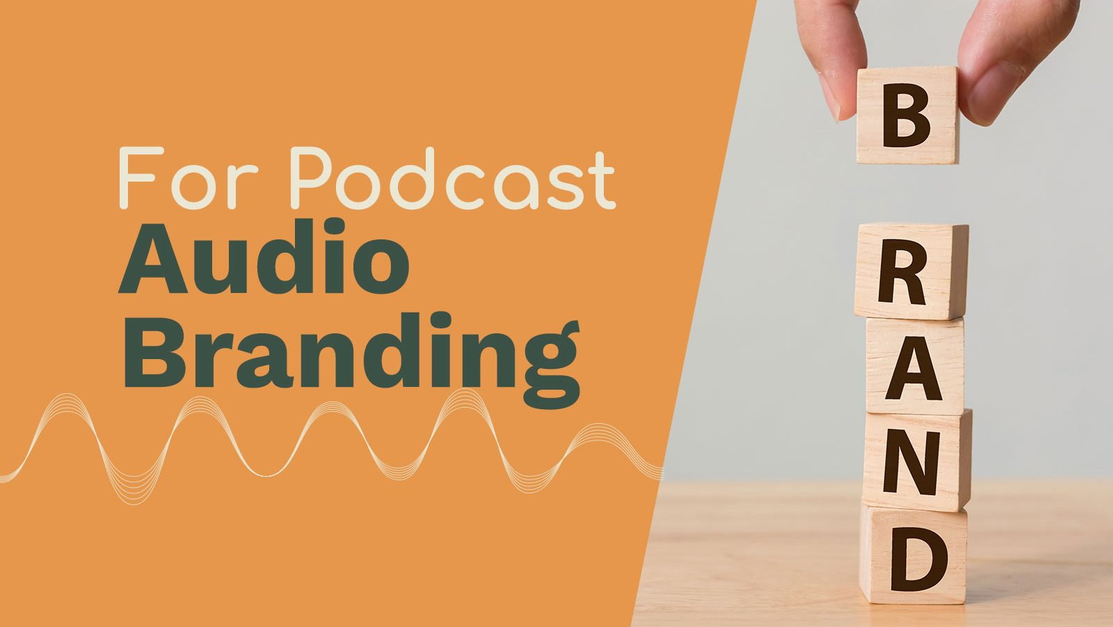 Audio Branding for Podcasters Explained - Everything You Need to Know