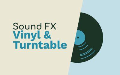 Free Vinyl & Turntable Sound FX