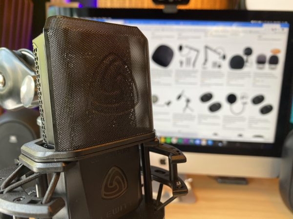 Microphone Pop Shield – What is it?