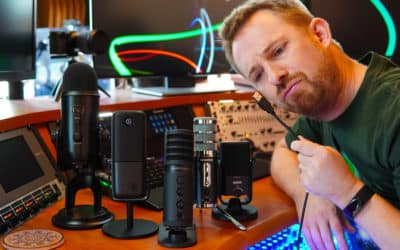 The Best USB Microphones Compared
