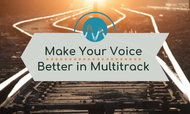 Adobe Audition Tutorial: How to Make Your Voice Sound Better in Multitrack