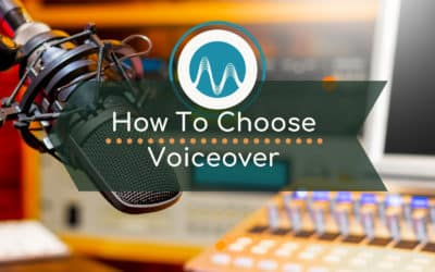 How To Choose Voiceover For My Project?